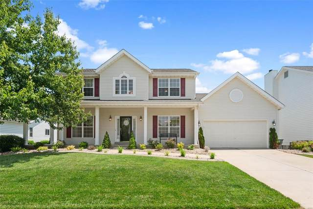 1450 Crooked Stick Drive, O'Fallon, MO 63366 (#20036705) :: Parson Realty Group