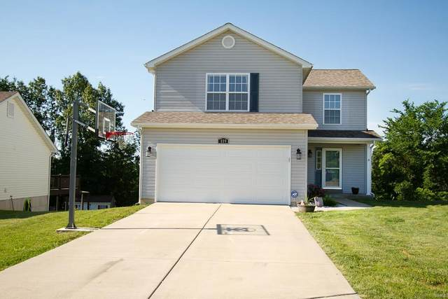 119 Cuivre River Drive, Troy, MO 63379 (#20036727) :: Sue Martin Team