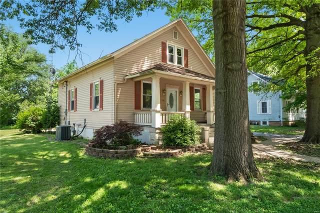 100 N Hanover Street, OKAWVILLE, IL 62271 (#20036758) :: Matt Smith Real Estate Group