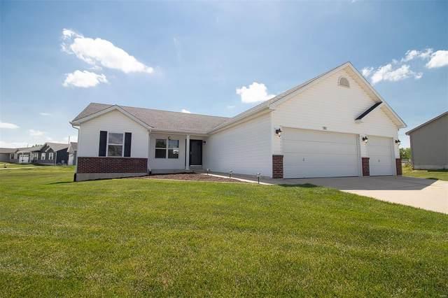 203 Lake Tucci Circle, Wright City, MO 63390 (#20036789) :: Parson Realty Group