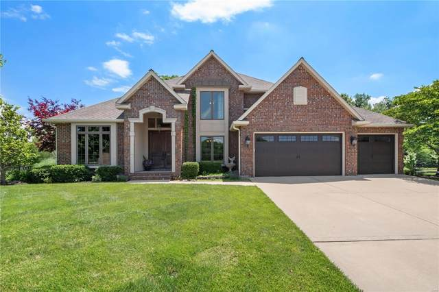 8630 Savoy Lane, O'Fallon, IL 62269 (#20036791) :: Tarrant & Harman Real Estate and Auction Co.