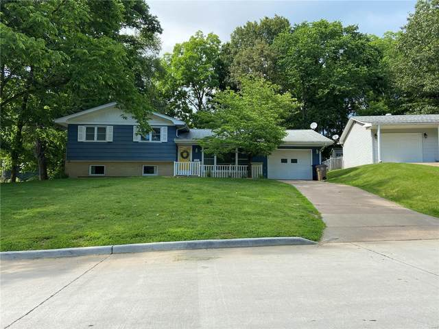 516 Green Acres St, Cape Girardeau, MO 63701 (#20036793) :: Parson Realty Group