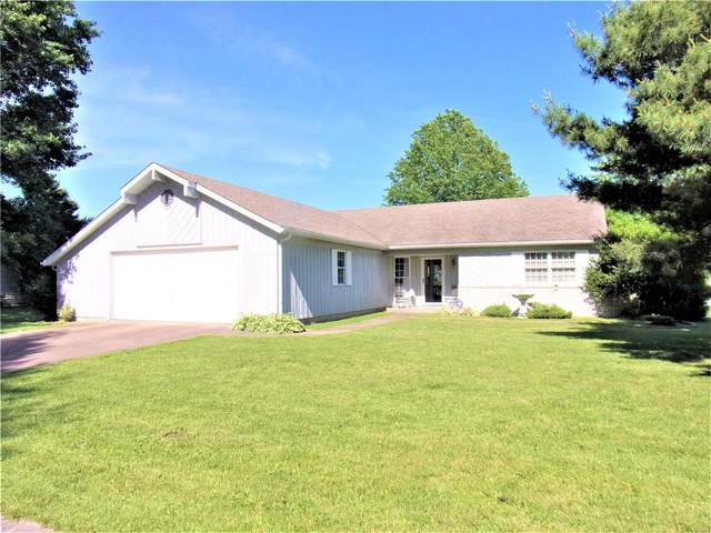 705 Mary Lynn Drive, MARION, IL 62959 (#20036842) :: Parson Realty Group