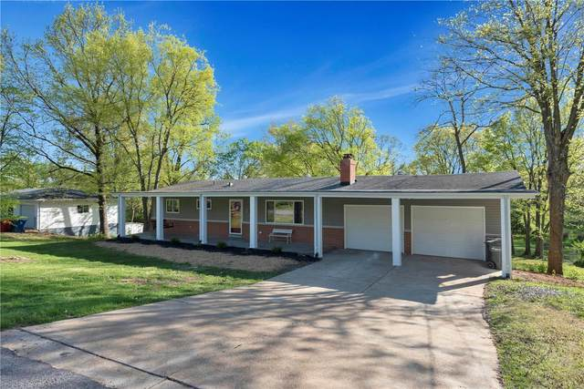 1571 Archer Drive, Arnold, MO 63010 (#20036863) :: Parson Realty Group