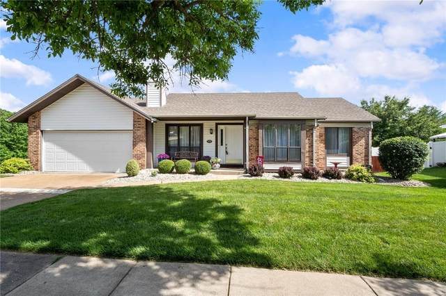16520 Forest Pine Drive, Wildwood, MO 63011 (#20036871) :: RE/MAX Vision