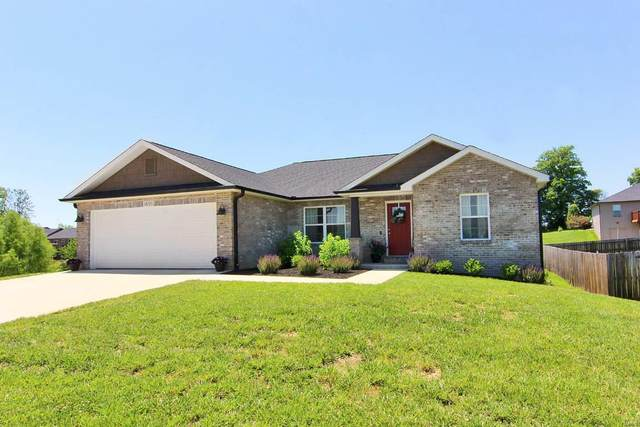 1601 Challenger Court, Jackson, MO 63755 (#20036882) :: Parson Realty Group
