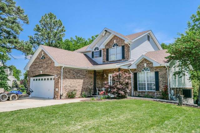 349 Ries Road, Ballwin, MO 63021 (#20036897) :: St. Louis Finest Homes Realty Group