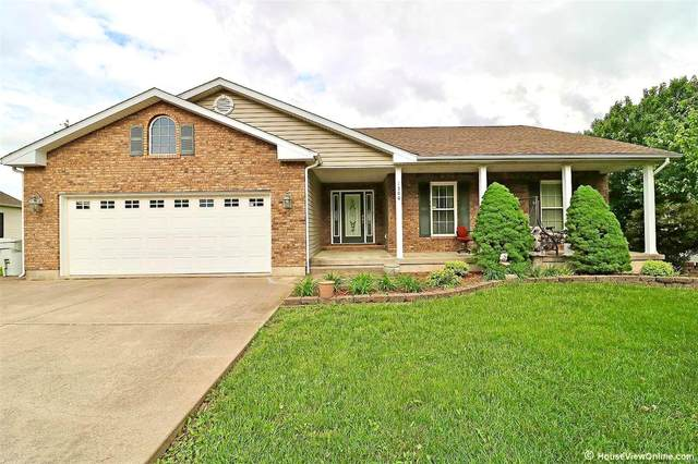 1506 Justin Lane, Farmington, MO 63640 (#20036898) :: The Becky O'Neill Power Home Selling Team