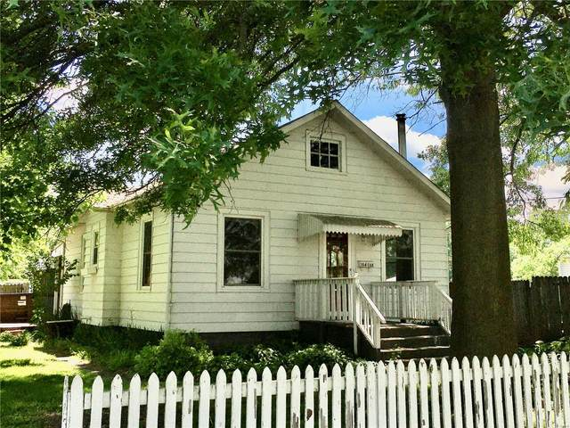 104 E Oak Street, BENLD, IL 62009 (#20036901) :: Tarrant & Harman Real Estate and Auction Co.