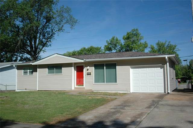 585 Lula Dr., Florissant, MO 63031 (#20036908) :: Parson Realty Group