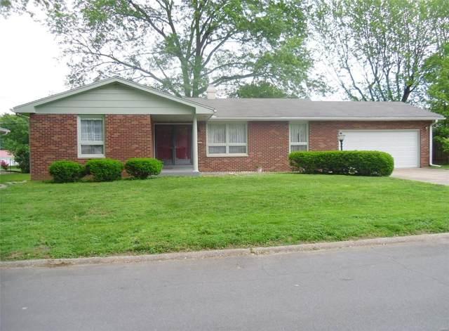 5321 Shannon Drive, Godfrey, IL 62035 (#20036909) :: Tarrant & Harman Real Estate and Auction Co.