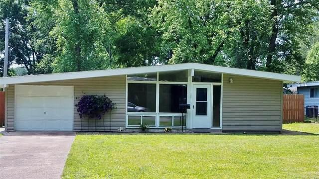 1005 Robinwood Drive, Florissant, MO 63033 (#20036916) :: Kelly Hager Group | TdD Premier Real Estate