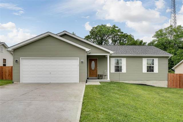 33 Cuivre River Drive, Troy, MO 63379 (#20036951) :: Sue Martin Team