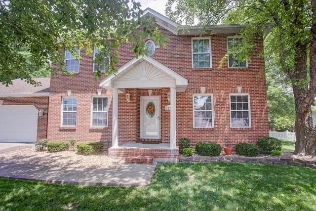 2235 Mallard Bend Court, Shiloh, IL 62221 (#20036954) :: Tarrant & Harman Real Estate and Auction Co.