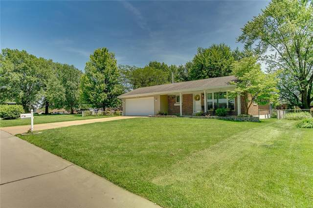 3214 Bridgeridge Drive, St Louis, MO 63125 (#20036975) :: Sue Martin Team