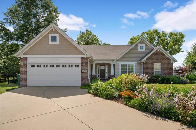 230 Shawnee Court, O'Fallon, IL 62269 (#20037994) :: The Becky O'Neill Power Home Selling Team