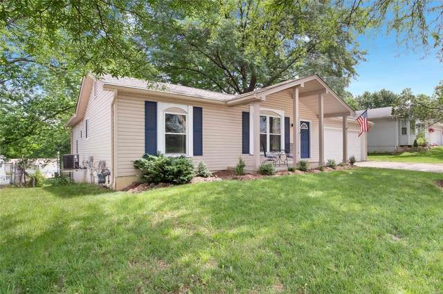 37 Christine Drive, Saint Peters, MO 63376 (#20038008) :: The Becky O'Neill Power Home Selling Team