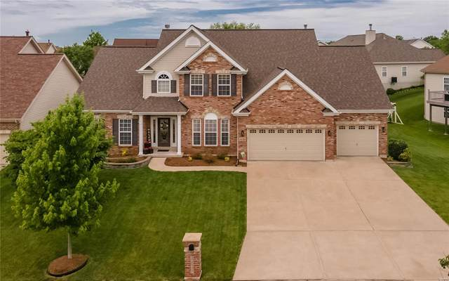 3125 Brook Hollow, O'Fallon, MO 63366 (#20038020) :: St. Louis Finest Homes Realty Group