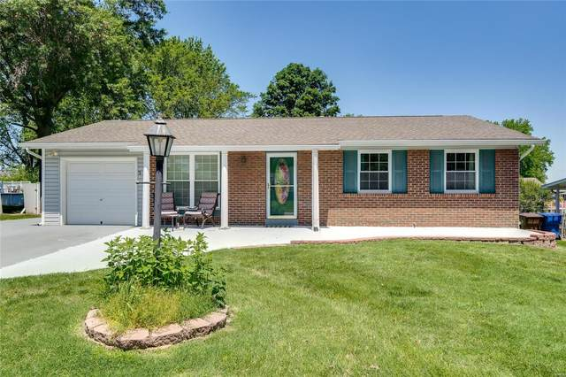 39 Oxbow Drive, Saint Peters, MO 63376 (#20038032) :: Parson Realty Group