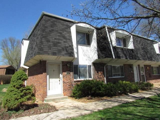 1912 W Delmar Avenue A, Godfrey, IL 62035 (#20038067) :: Tarrant & Harman Real Estate and Auction Co.