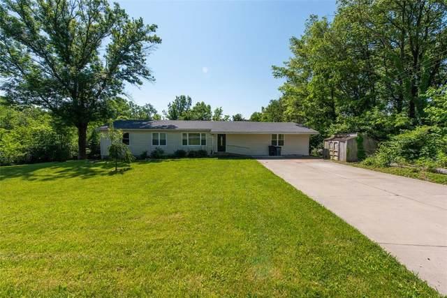 4708 Elder Road, Villa Ridge, MO 63089 (#20038075) :: Sue Martin Team