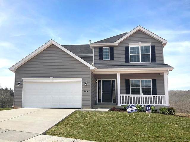 481 Timber Valley Trail, Fenton, MO 63026 (#20038077) :: Sue Martin Team