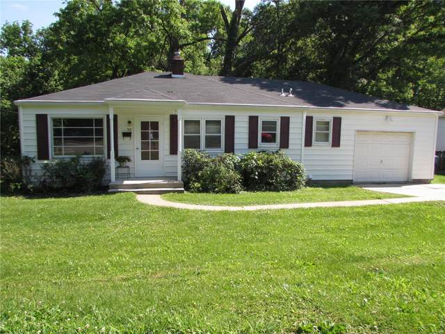 50 Halleck Avenue, Edwardsville, IL 62025 (#20038085) :: Tarrant & Harman Real Estate and Auction Co.