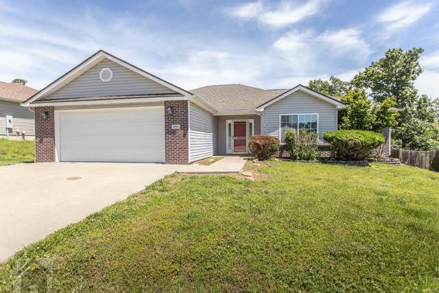 105 Pioneer Court, Waynesville, MO 65583 (#20038111) :: St. Louis Finest Homes Realty Group