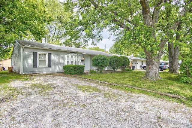 439 S 6th, Caseyville, IL 62232 (#20038130) :: RE/MAX Vision