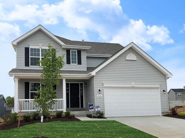 651 Crestwood Lane, O'Fallon, MO 63366 (#20038153) :: Parson Realty Group