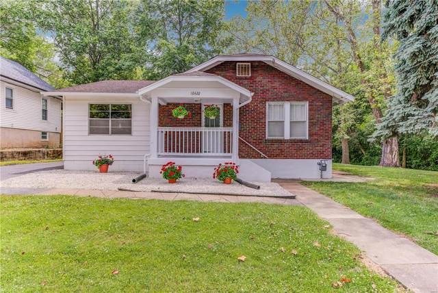 10422 Maddox Place, Overland, MO 63114 (#20038164) :: Parson Realty Group