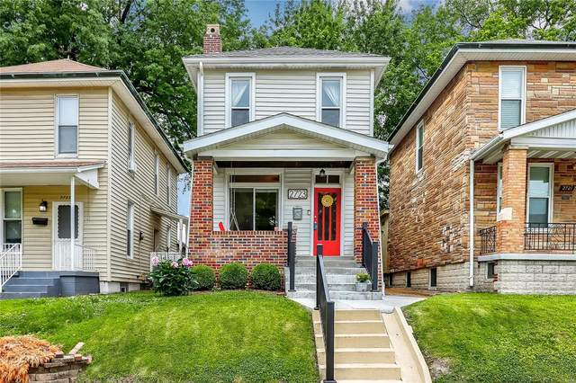 2723 Macklind Avenue, St Louis, MO 63139 (#20038191) :: Parson Realty Group
