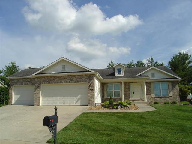 2540 Spyglass Court, Edwardsville, IL 62025 (#20038201) :: The Becky O'Neill Power Home Selling Team