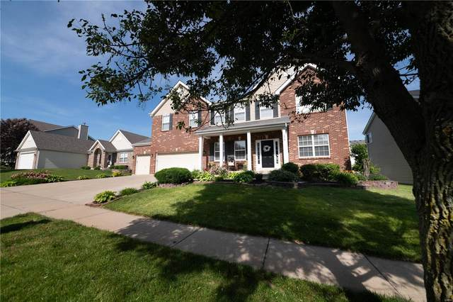 120 Preston Circle, O'Fallon, MO 63368 (#20038202) :: Parson Realty Group
