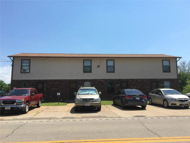 3565 Lonedell, Arnold, MO 63010 (#20038212) :: Clarity Street Realty