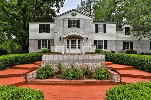 22 Briarcliff, St Louis, MO 63124 (#20038218) :: Parson Realty Group
