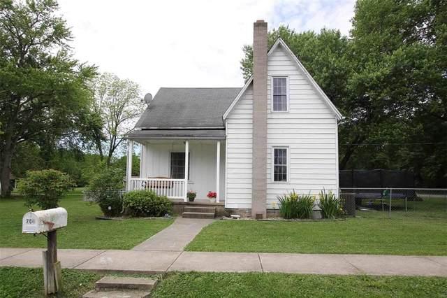 704 Simpson Street, POCAHONTAS, IL 62275 (#20038253) :: Century 21 Advantage