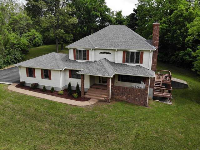 20 Country Lane, Wood River, IL 62095 (#20038259) :: Tarrant & Harman Real Estate and Auction Co.