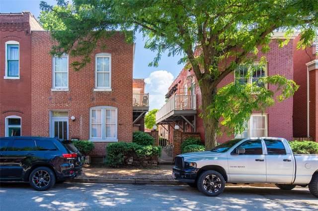 819 Allen Avenue, St Louis, MO 63104 (#20038269) :: Parson Realty Group