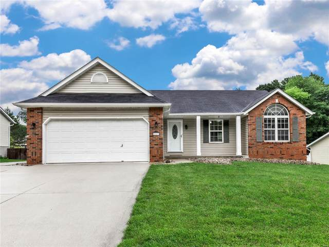 6 Davis Woods, Collinsville, IL 62234 (#20038277) :: RE/MAX Vision
