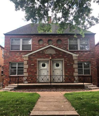 6316 Bancroft Avenue, St Louis, MO 63109 (#20038279) :: Sue Martin Team