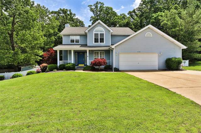 6104 Brookton Oaks, Cedar Hill, MO 63016 (#20038295) :: Sue Martin Team