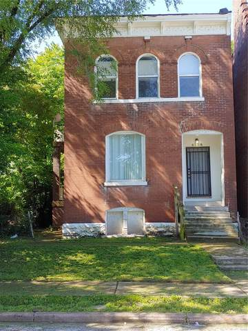 4558 Cote Brilliante Avenue, St Louis, MO 63113 (#20038302) :: Parson Realty Group