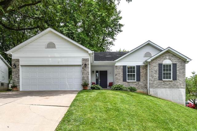 15 Cumberland Avenue, Maryland Heights, MO 63043 (#20038308) :: St. Louis Finest Homes Realty Group