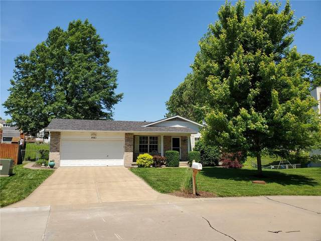 4061 Sunny Brook Drive, Arnold, MO 63010 (#20038331) :: Parson Realty Group