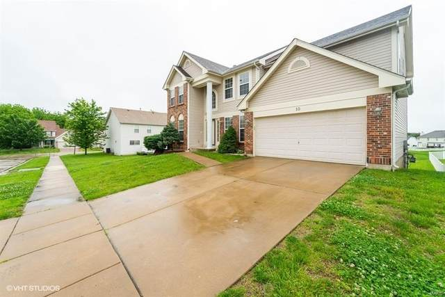 10 Behlmann Trail, Florissant, MO 63034 (#20038333) :: The Becky O'Neill Power Home Selling Team