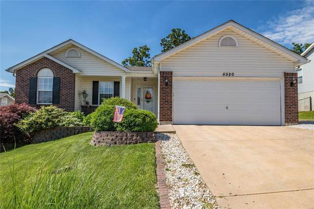 5520 Wagon Train Drive, House Springs, MO 63051 (#20038334) :: Parson Realty Group