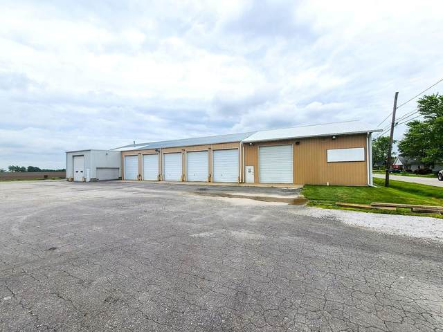 727 N Springfield Road, GILLESPIE, IL 62033 (#20038341) :: Parson Realty Group