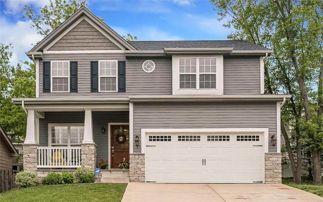 10465 Savannah Avenue, Frontenac, MO 63131 (#20038371) :: The Becky O'Neill Power Home Selling Team