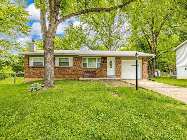 3645 Shores Drive, St Louis, MO 63125 (#20038374) :: Sue Martin Team